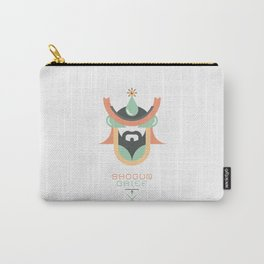 Shogun Grief (Japan Contrasts series) Carry-All Pouch