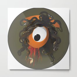 medusa's eye Metal Print