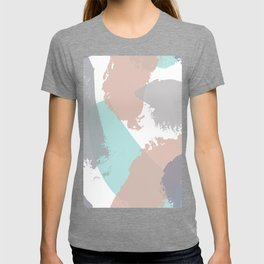 Brush strokes composition #3 T-shirt