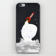 Destination Moon iPhone & iPod Skin