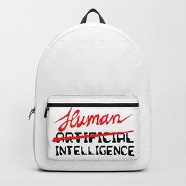 Human Intelligence Backpack