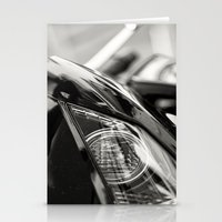 honda Stationery Cards featuring Honda CBR 125 Motorcycle by Simon's Photography