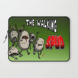 The Walking Spud Laptop Sleeve
