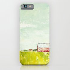 Oil painting house Slim Case iPhone 6s