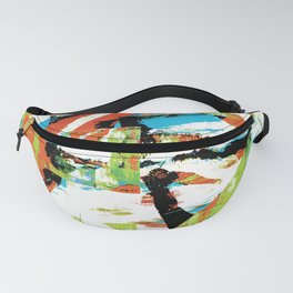 Life Flows On Within You And Without You Fanny Pack