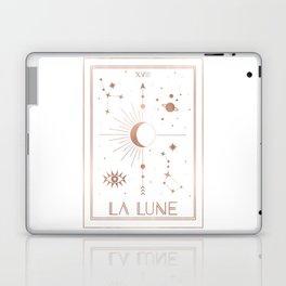 La Lune or The Moon White Edition Laptop & iPad Skin