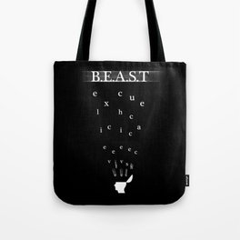 BEAST Tote Bag