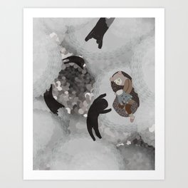 another bearkin Art Print