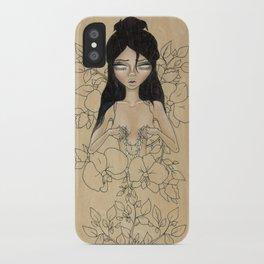 Weaver iPhone Case