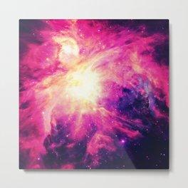 orion Nebula Metal Print
