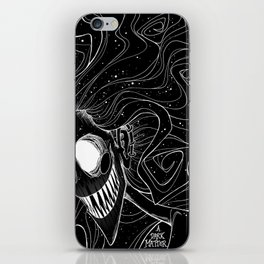 In the Silence iPhone Skin