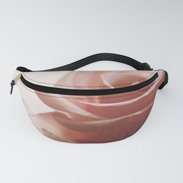 pink rose Fanny Pack