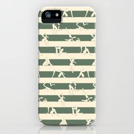 Leah 2 iPhone Case