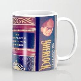 Library of Sherlock Holmes Coffee Mug