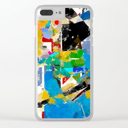 in the self-help group Clear iPhone Case