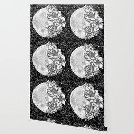Moon Abloom Wallpaper