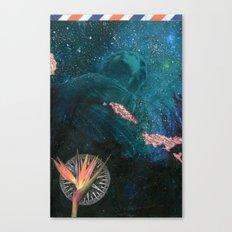 The Figurehead (Anchors Aweigh) Canvas Print