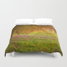 The Bellbell Pathway. Duvet Cover