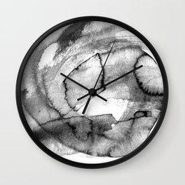 I got my hands grey Wall Clock