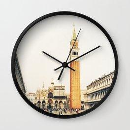 la Piazza Wall Clock