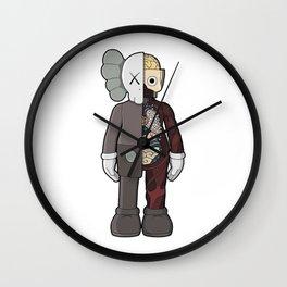 kaws paw  Wall Clock
