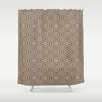 art history Shower Curtains featuring Preserving History by LEEMARIE