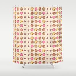 Donuts! Shower Curtain