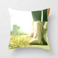 John had it right the whole time Throw Pillow