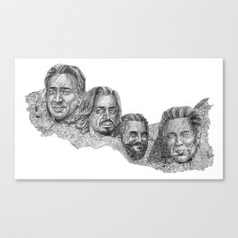 Mount Awesomore Canvas Print