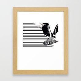 Osprey Framed Art Print
