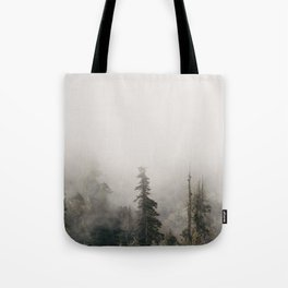 Forbidden Forest - Wanderlust Nature Photography Tote Bag