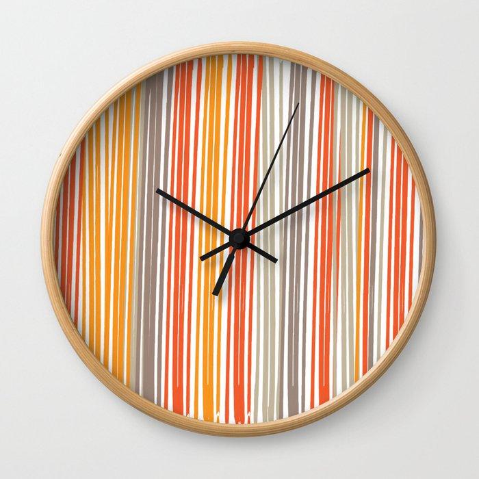 Autumn | Japanese Atmospheres Wall Clock