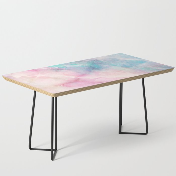Iridescent Marble Coffee Table By Cafelab Society6