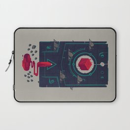 It was built for us by future generations Laptop Sleeve