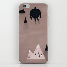 monsters are coming. iPhone & iPod Skin