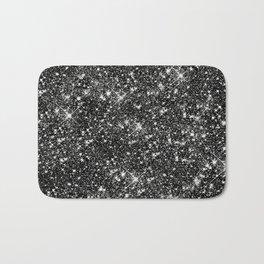 Stars Glitter Stars Bath Mat