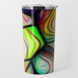 Streams in the Garden Travel Mug