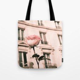 Paris in Blush Pink II Tote Bag