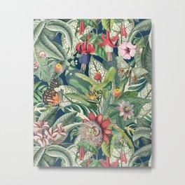 Tropical Paradise VII Metal Print