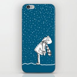 Snoweater iPhone Skin