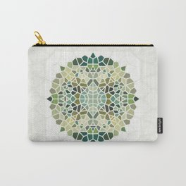 Herbal Tea - Voronoi Carry-All Pouch