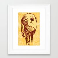 doll Framed Art Prints featuring Doll by Julian Tavormina