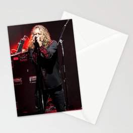 Robert Plant Stationery Cards