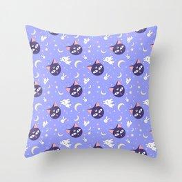 Luna P Ball Throw Pillow