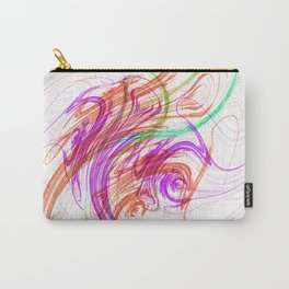 Swirling again Carry-All Pouch
