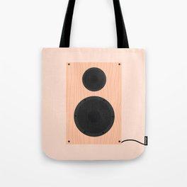 #60 Speaker Tote Bag