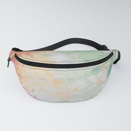 Brush Strokes Abstract Art Design Fanny Pack