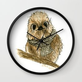 Birdie Wall Clock