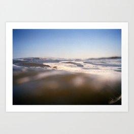 OceanSeris10 Art Print