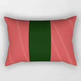 Tuna Sushi Rectangular Pillow